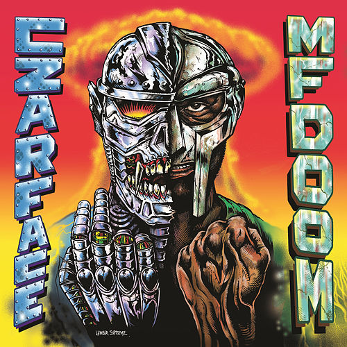 Czarface Meets Metal Face by CZARFACE
