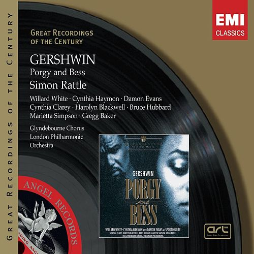 Gershwin: Porgy & Bess von Sir Simon Rattle