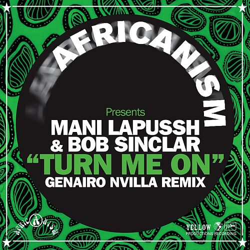Turn Me On (Africanism Presents) [Genairo Nvilla Remix] von Bob Sinclar & Mani Lapussh