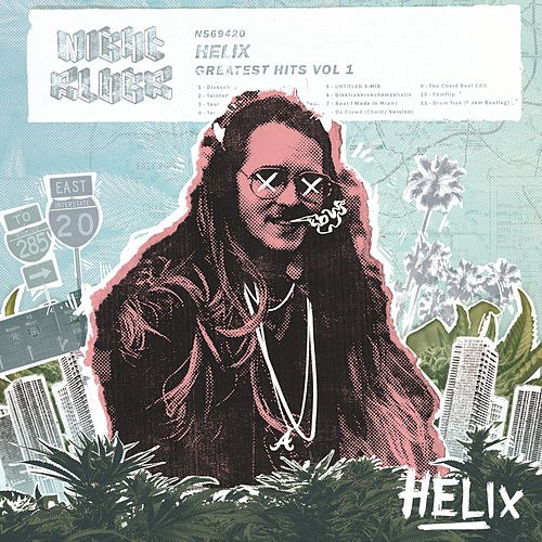 Greatest Hits Vol.1 von Helix