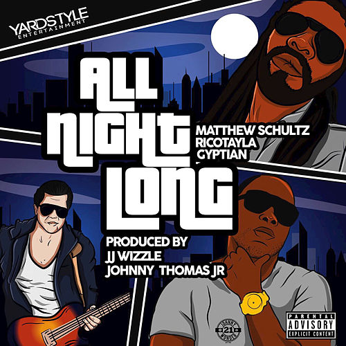 All Night Long by Rico Tayla
