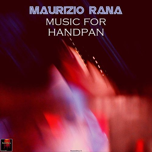 Music for Handpan by Maurizio Rana