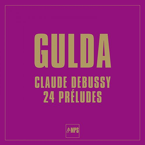 Préludes, Book 1, L. 117: II. Voiles by Friedrich Gulda