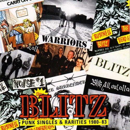 Punk Singles & Rarities 1980-83 de Blitz
