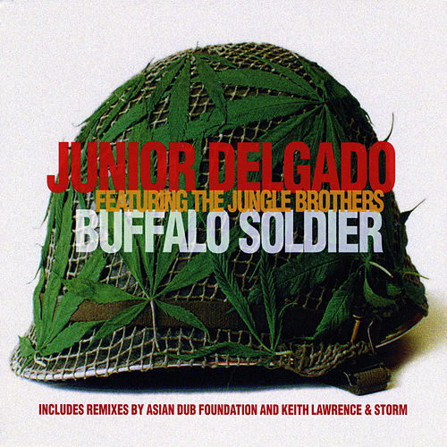 Buffalo Soldier by Junior Delgado