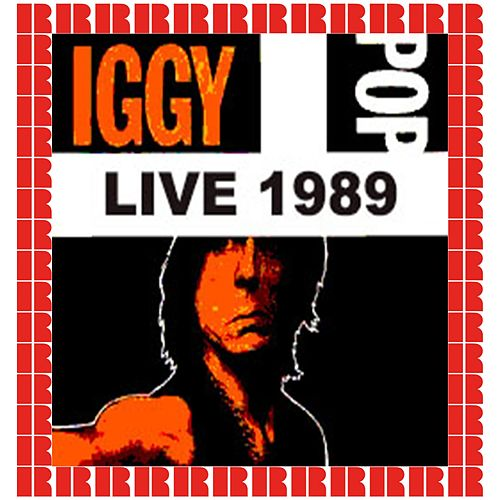 Iggy Pop Live 89 (Hd Remastered Edition) de Iggy Pop