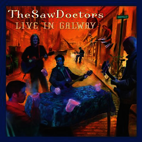 Live In Galway von The Saw Doctors