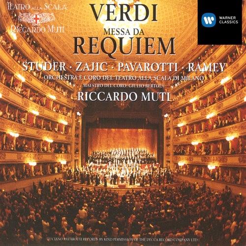 Verdi - Requiem de Luciano Pavarotti