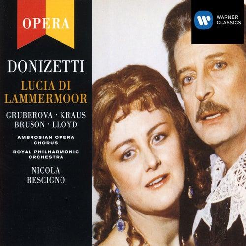 Donizetti: Lucia di Lammermoor von Nicola Rescigno