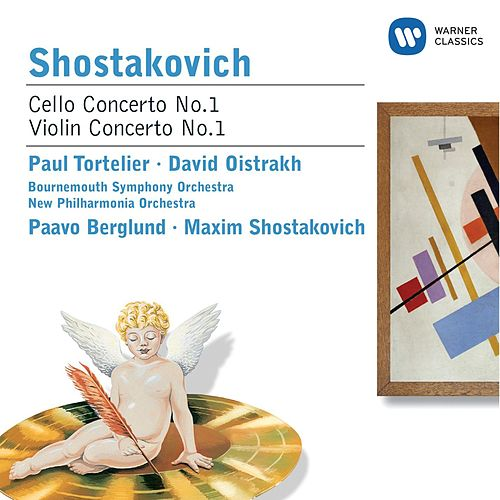 Shostakovich: Cello Concerto No.1 by Paul Tortelier