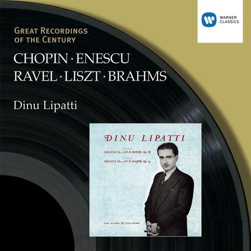Chopin/Liszt/Ravel/Brahms/Enescu:Piano Recital de Dinu Lipatti