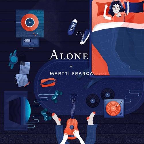 Alone von Martti Franca