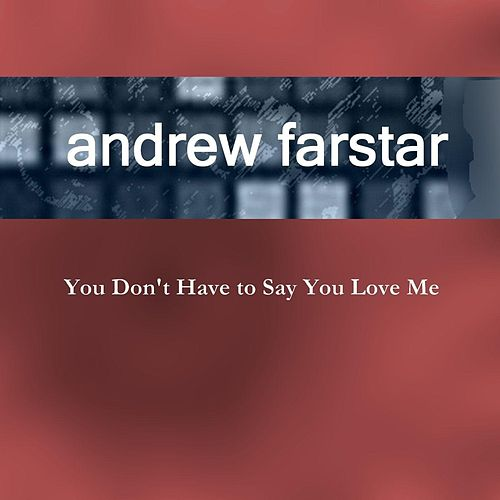 You Don't Have to Say You Love Me von Andrew Farstar