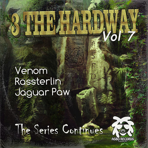3 The Hardway Vol 7 de Various Artists