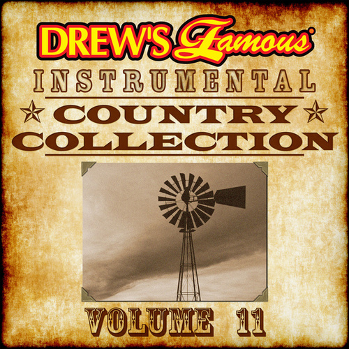 Drew's Famous Instrumental Country Collection, Vol. 11 by The Hit Crew(1)