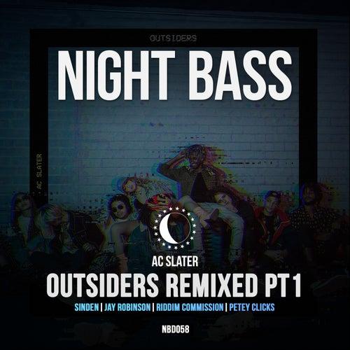 Outsiders Remixed Pt. 1 de AC Slater