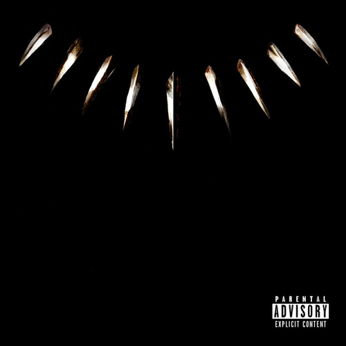 Black Panther The Album Music From And Inspired By von Kendrick Lamar, The Weeknd & SZA