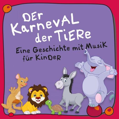Der Karneval der Tiere (Ein musikalisches Märchen für Kinder) by Camille Saint-Saëns