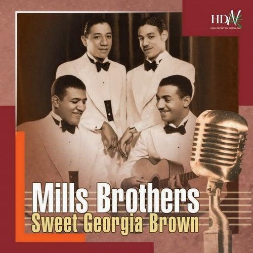 Sweet Georgia Brown de The Mills Brothers