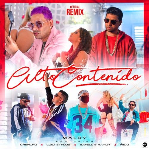 Alto Contenido (Remix) de Maldy