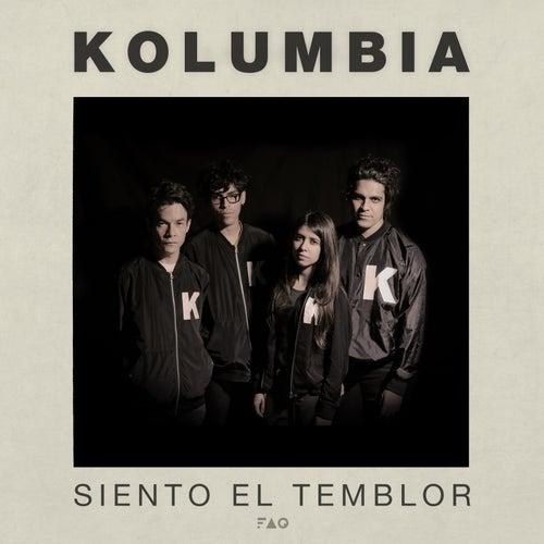 Siento el Temblor von Kolumbia