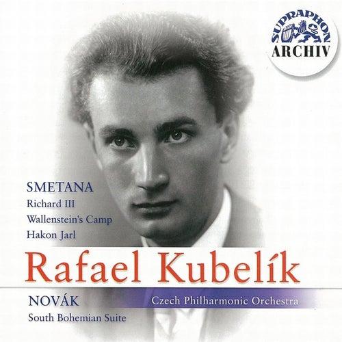 Smetana: Richard III, Op. 11, Wallenstein's Camp, Op. 14, Novak: South Bohemian Suite de Czech Philharmonic