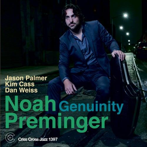 Genuinity fra Noah Preminger
