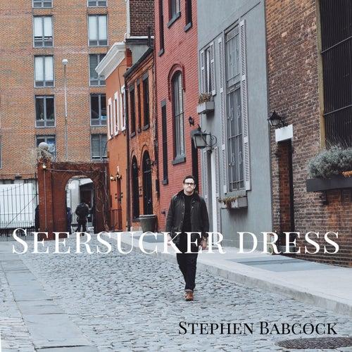 Seersucker Dress by Stephen Babcock