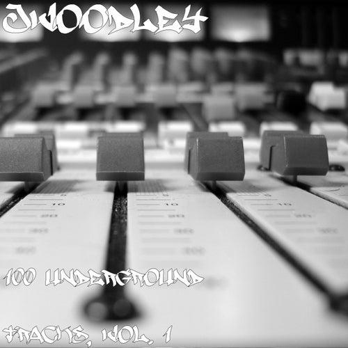 100 UnderGround Tracks, Vol. 1 de Jwoodley