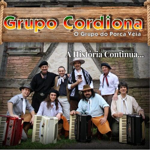A História Continua... de Grupo Cordiona