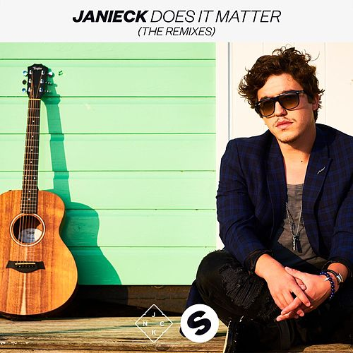 Does It Matter (The Remixes) von Janieck