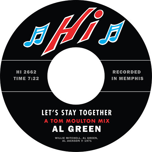 Let's Stay Together - Tom Moulton Mix by Al Green