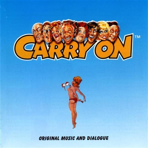 Carry On - 20 Years Of The Carry On Films by Soundtrack