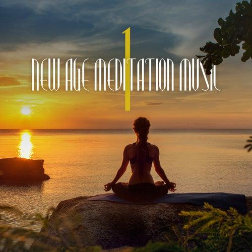 New Age Meditation Music, Vol. 1 de Various Artists