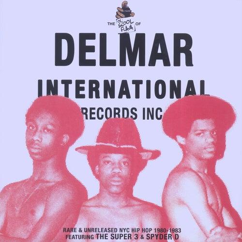 The Ol' Skool Flava of...Delmar International by Various Artists