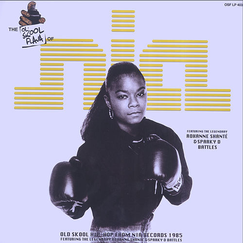 The Ol' Skool Flava of...Nia by Various Artists