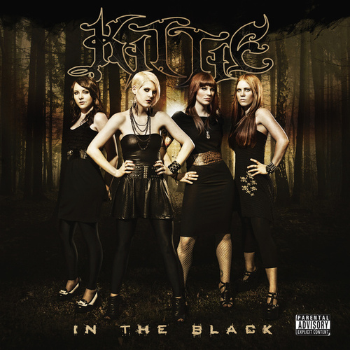 In The Black de Kittie