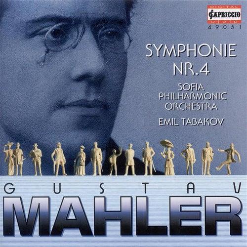 MAHLER, G.: Symphony No. 4 (Sofia Philharmonic, Tabakov) de Emil Tabakov