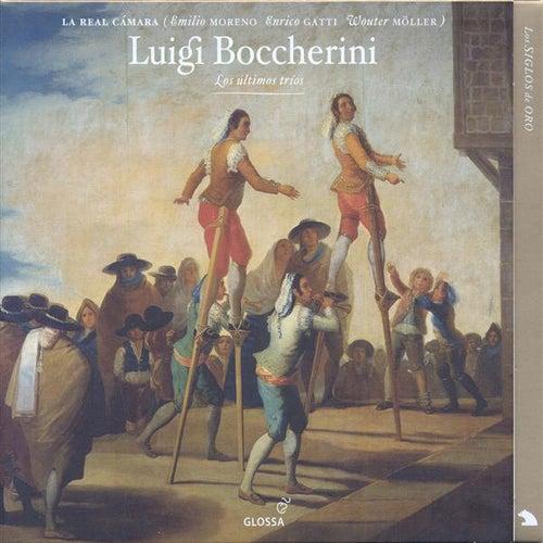 BOCCHERINI, L.: String Trios, Op. 52, Nos. 2, 4, 5 and 6 (La Real Camara) by La Real Camara