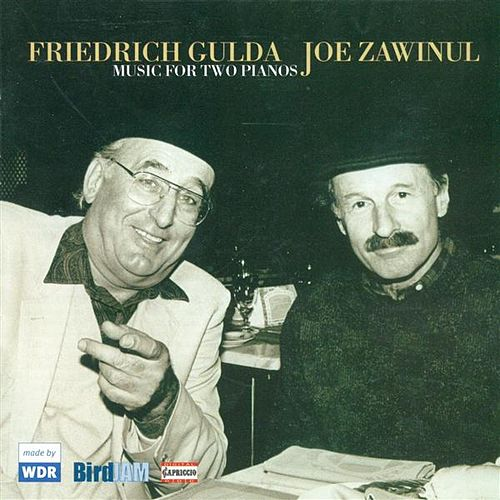 BRAHMS, J.: Variations on a Theme by Haydn / GULDA, F.: Variations for 2 Pianos and Band / ZAWINUL, J.: Volcano for Hire (Gulda, Zawinul) di Joe Zawinul