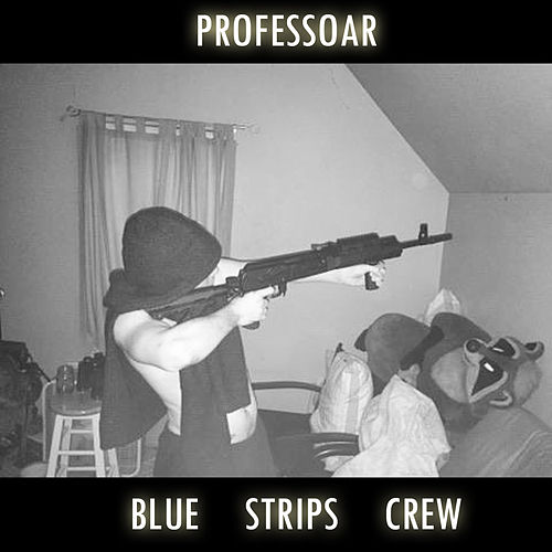 Blue Strips Crew de Professoar