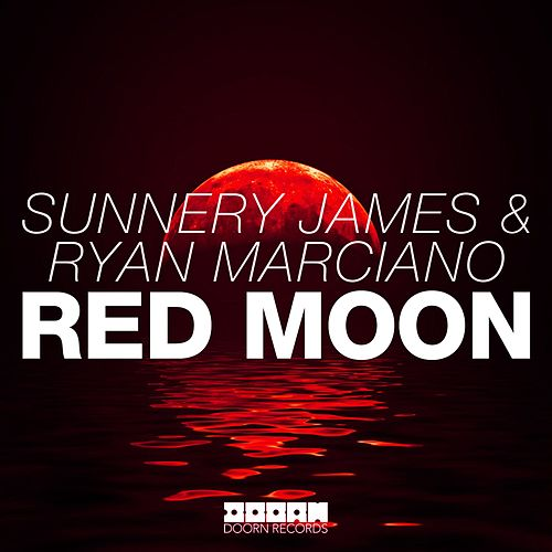 Red Moon de Sunnery James & Ryan Marciano