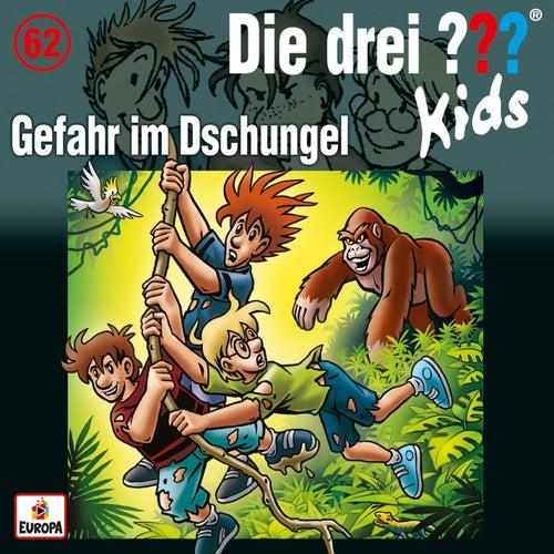 062/Gefahr im Dschungel von Die Drei ??? Kids