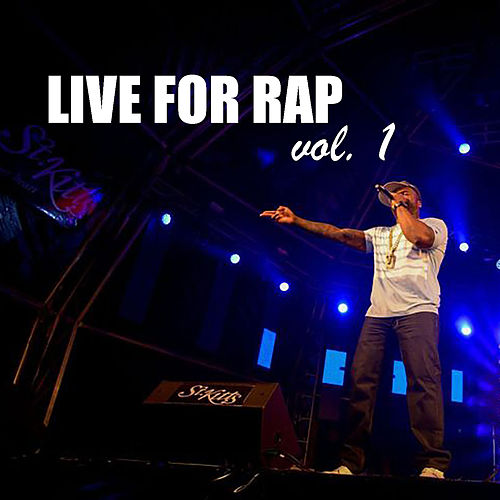 Live For Rap, vol. 1 by Various Artists