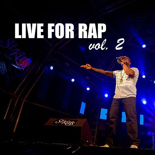 Live For Rap, vol. 2 by Various Artists