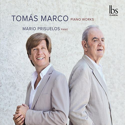 Tomás Marco: Piano Works by Mario Prisuelos