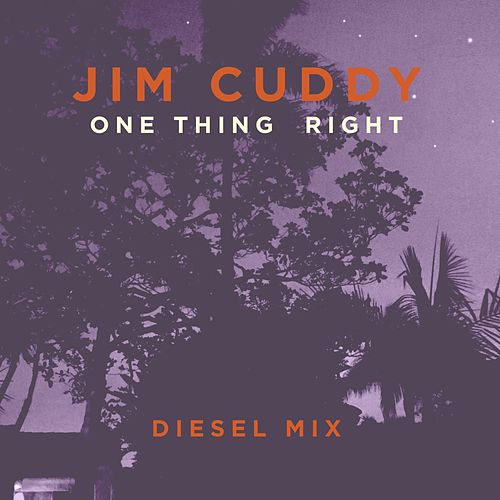 One Thing Right (Diesel Mix) by Jim Cuddy