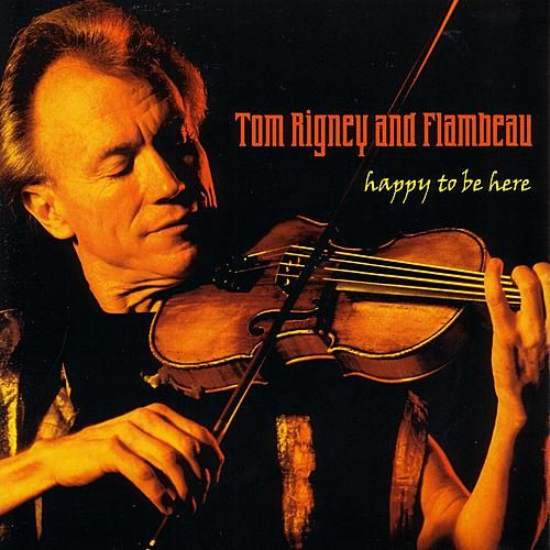 Happy To Be Here by Tom Rigney