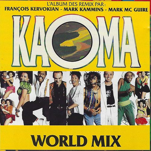 World Mix (Remix Album) von Kaoma