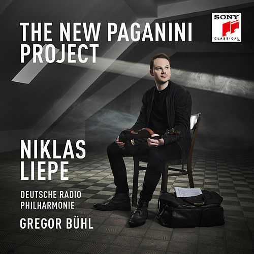 The New Paganini Project von Niklas Liepe